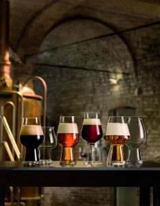 BIRRATEQUE™- a Luigi Bormioli collection of glassware created specifically for beer